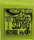 Ernie Ball Regular Slinky Nickel Wound Set 10-46    2221
